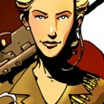 James reviews the third issue of Image title, Peter Panzerfaust